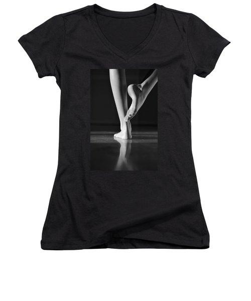 Dancer Women's V-Neck