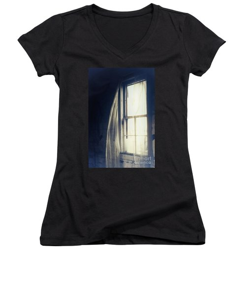 Dark Dreams Women's V-Neck