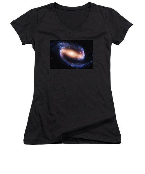 Deep Space Women's V-Neck