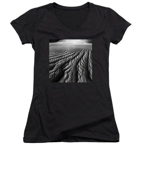 Desert Dreaming 1 Of 3 Women's V-Neck