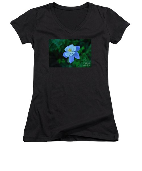 Divine Intricacy Women's V-Neck (Athletic Fit)