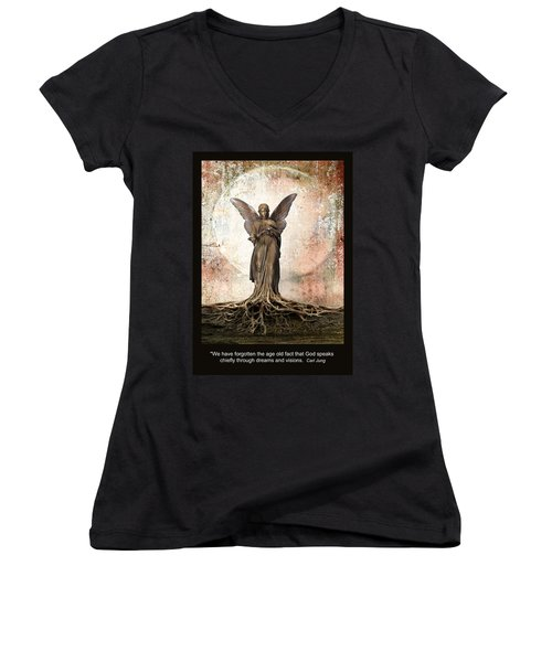Dreams And Visions Women's V-Neck