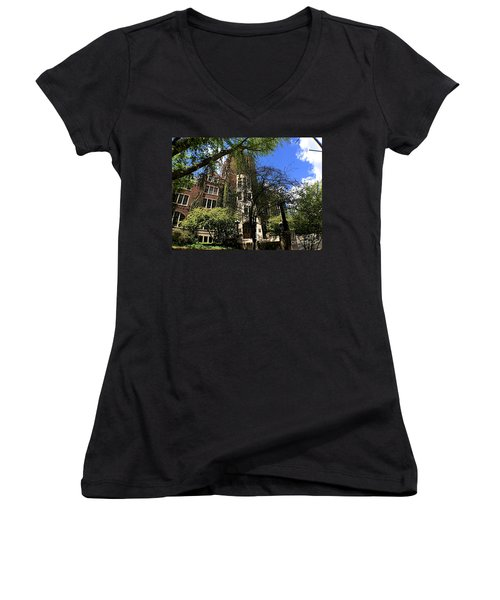 Edifice Women's V-Neck