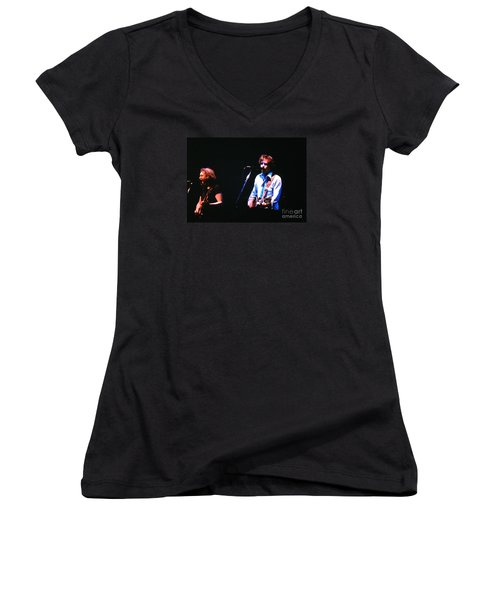 The Grateful Dead 1980 Capitol Theatre Women's V-Neck T-Shirt