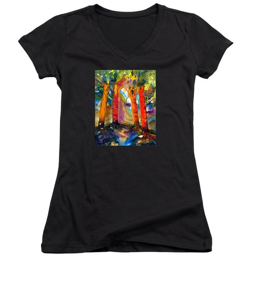 Enduring Women's V-Neck