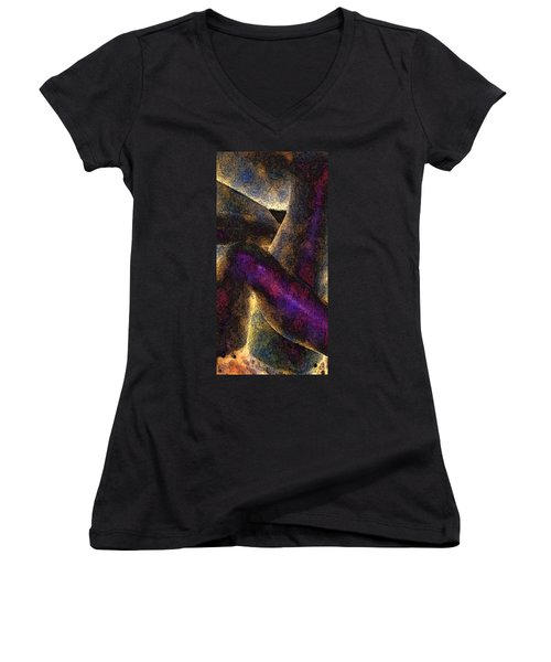 Entwined Women's V-Neck