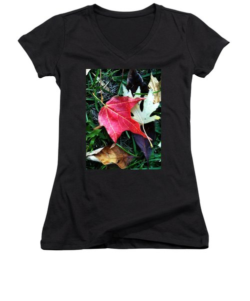 Ethereal Honor Women's V-Neck (Athletic Fit)
