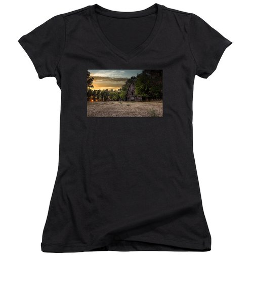 Forgotten Iv Women's V-Neck