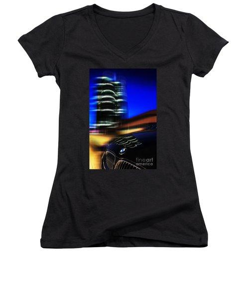 Freude Am Fahren Women's V-Neck T-Shirt