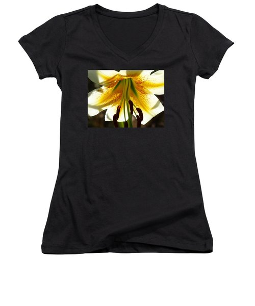 Getting Intimate Women's V-Neck