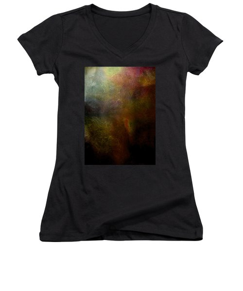 Good Women's V-Neck T-Shirt (Junior Cut) by James Barnes