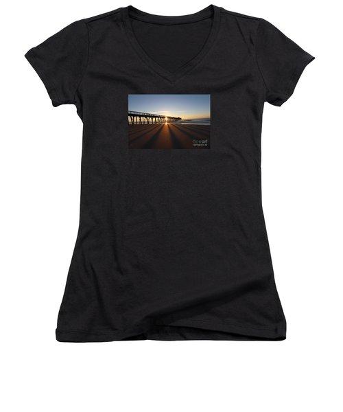 Myrtle Beach Sc Women's V-Neck T-Shirt