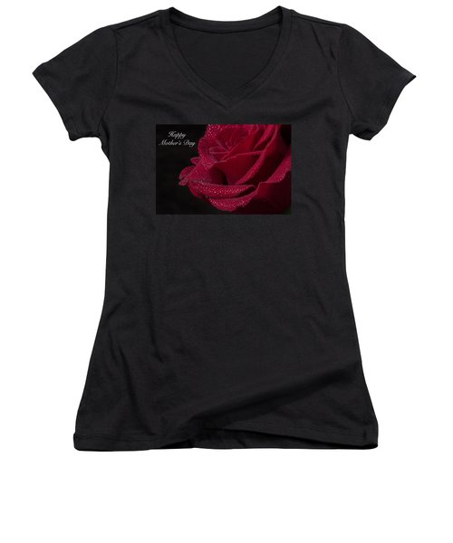 Happy Mother's Day Women's V-Neck