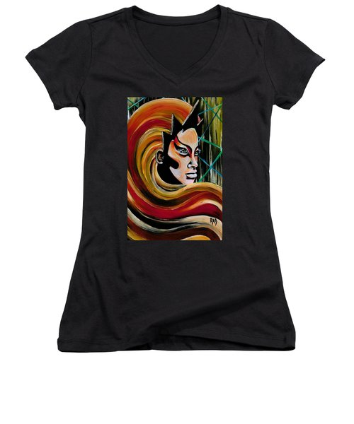 Heroine Women's V-Neck