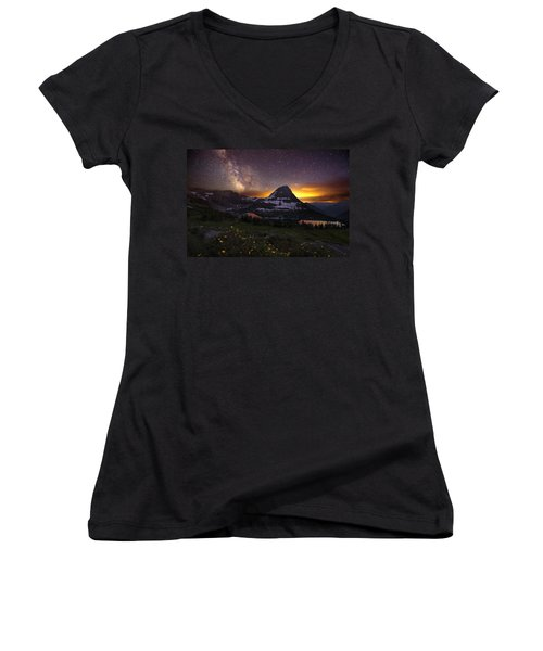 Hidden Galaxy Women's V-Neck