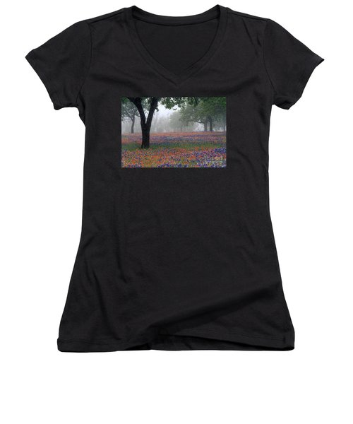 Hill Country - Fs000912 Women's V-Neck (Athletic Fit)