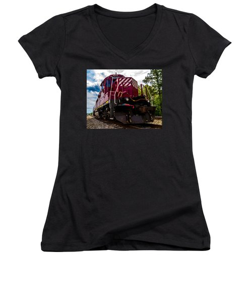 Hlcx 1035 Women's V-Neck T-Shirt