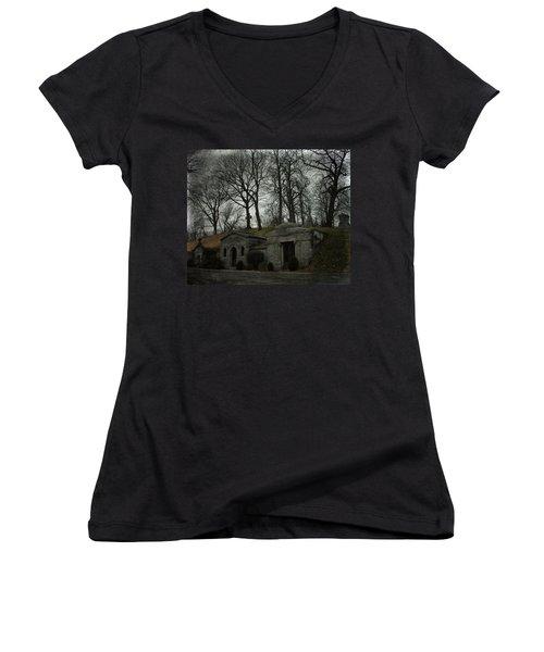 Houses Of The Holy Women's V-Neck T-Shirt