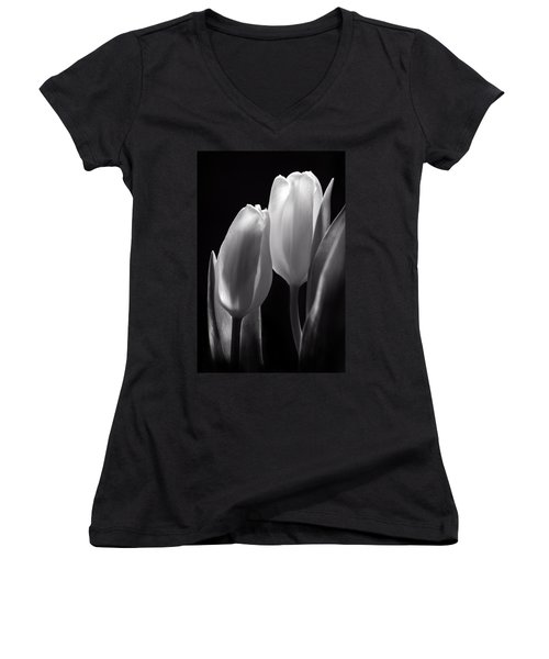 I Want To Lay My Head On Your Shoulder Women's V-Neck (Athletic Fit)