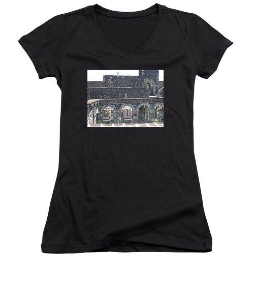Img_1417 Women's V-Neck T-Shirt