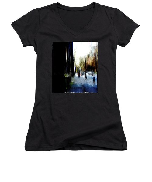 Impending Gloom Women's V-Neck T-Shirt