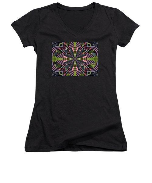 In Memory Women's V-Neck T-Shirt