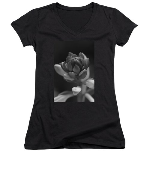 In Time Women's V-Neck