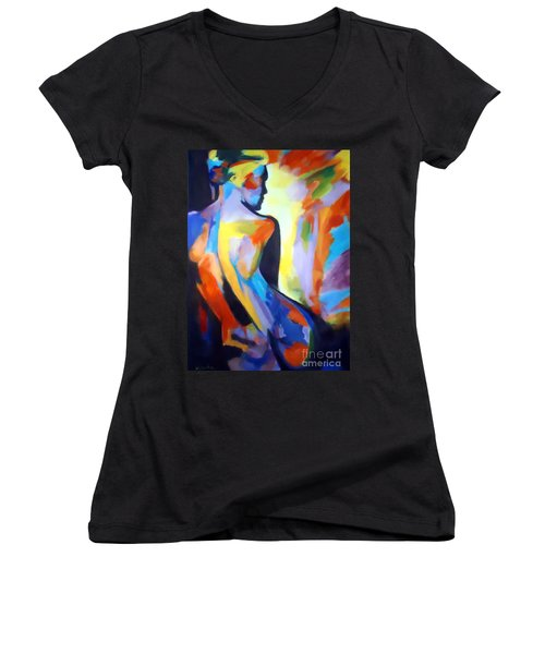 Inner Arsonist Women's V-Neck