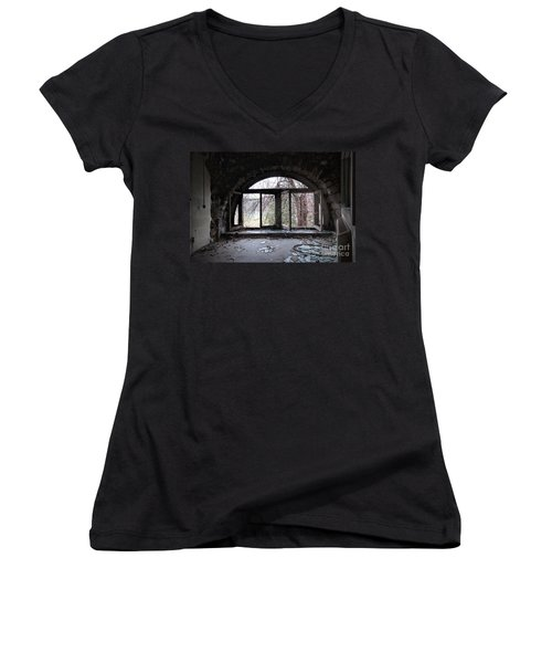 Inside Looking Out Women's V-Neck