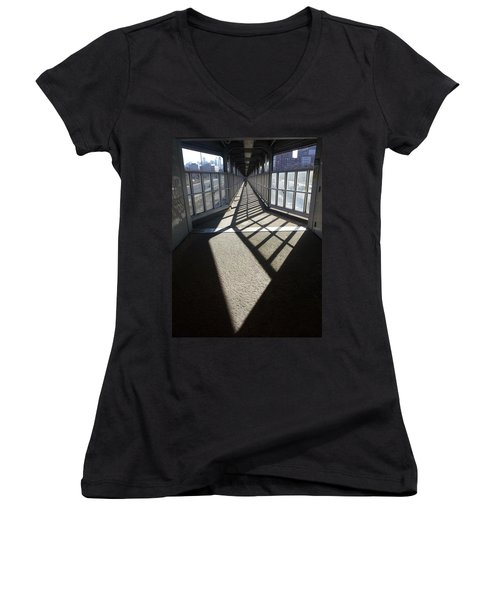 It's A Long Way To The Top Women's V-Neck