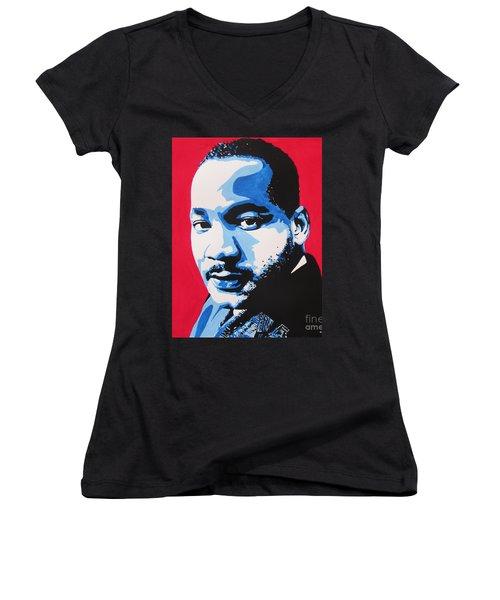 January 20. 2015 Women's V-Neck T-Shirt