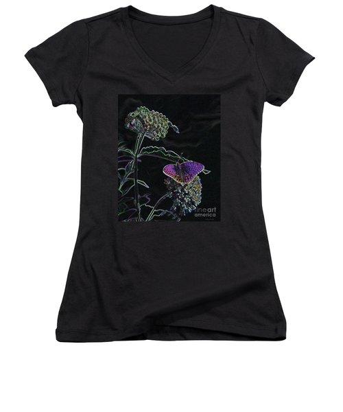 Joe Pye Women's V-Neck T-Shirt