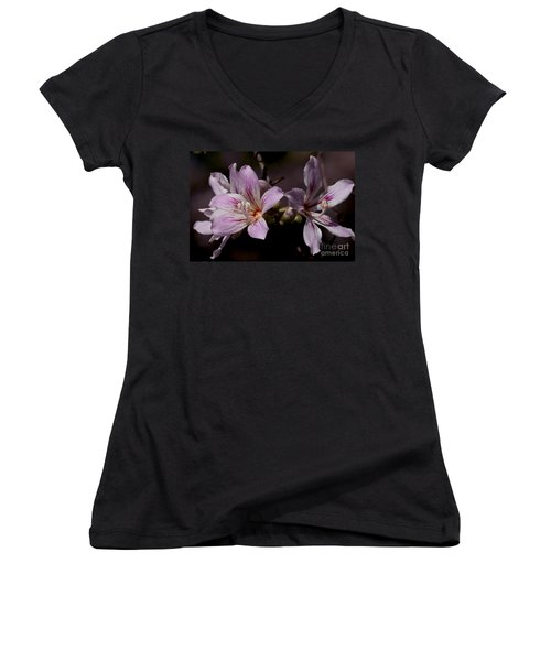 Kapok Bloom Women's V-Neck