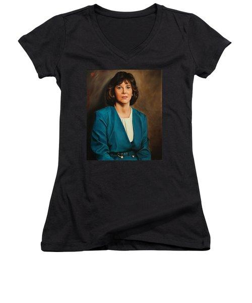 Karen Women's V-Neck T-Shirt