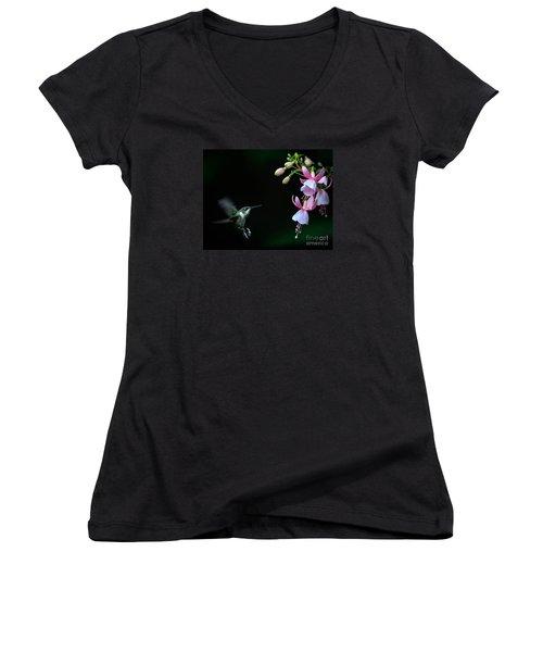 Last Light Women's V-Neck T-Shirt