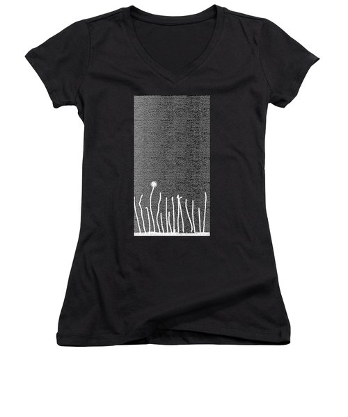 Last Of The Season Women's V-Neck (Athletic Fit)