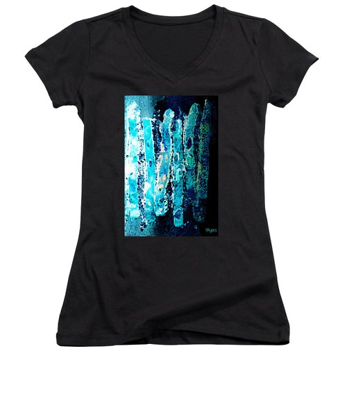 Life Women's V-Neck T-Shirt