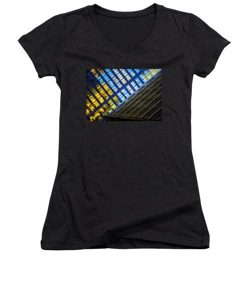 Loner Women's V-Neck T-Shirt