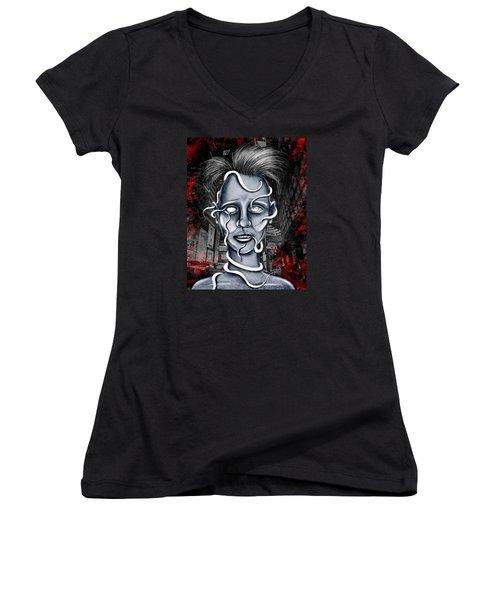 Lost Women's V-Neck T-Shirt
