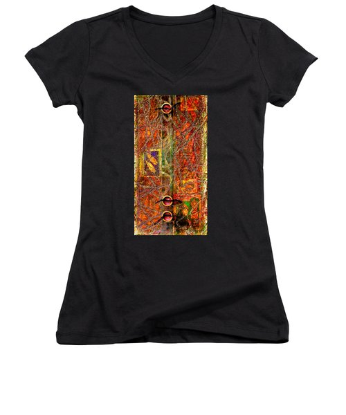 Magic Carpet Women's V-Neck