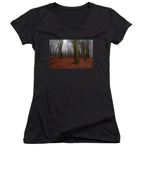 Magic Light Women's V-Neck T-Shirt