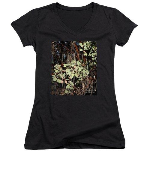 Manzanita Women's V-Neck T-Shirt