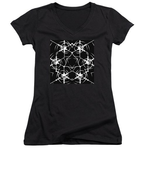 Minimal Life Vortex Women's V-Neck