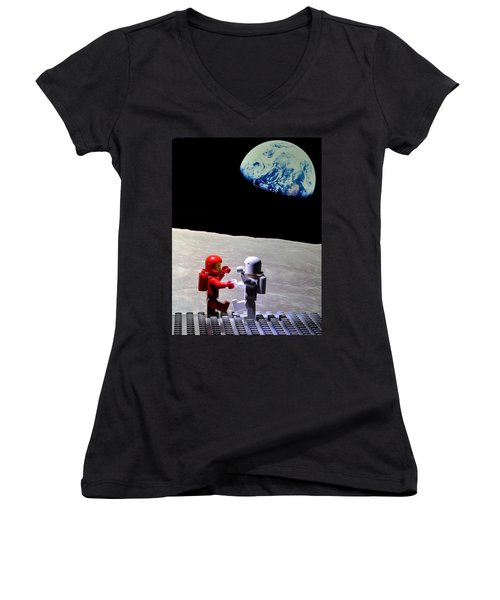 Moondance Women's V-Neck