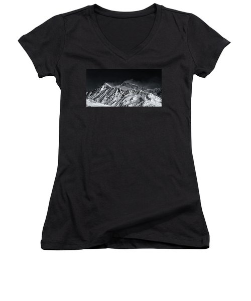 Mountainscape N. 5 Women's V-Neck
