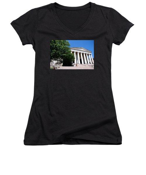 National Gallery Of Art Women's V-Neck