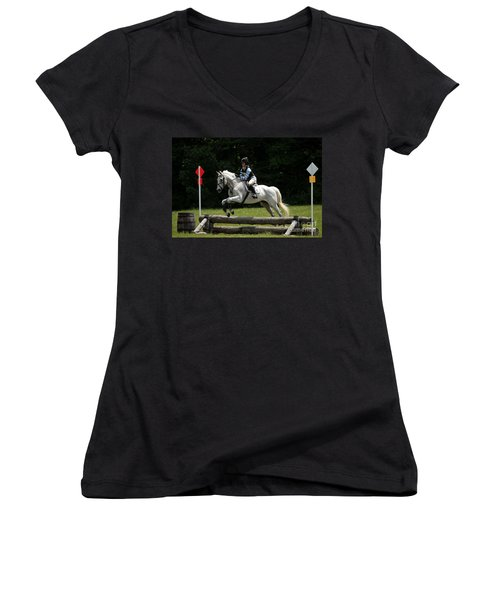Natural Eventers Women's V-Neck