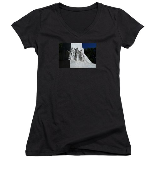 Not Forgetting Women's V-Neck T-Shirt