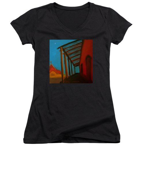 Old Town Women's V-Neck