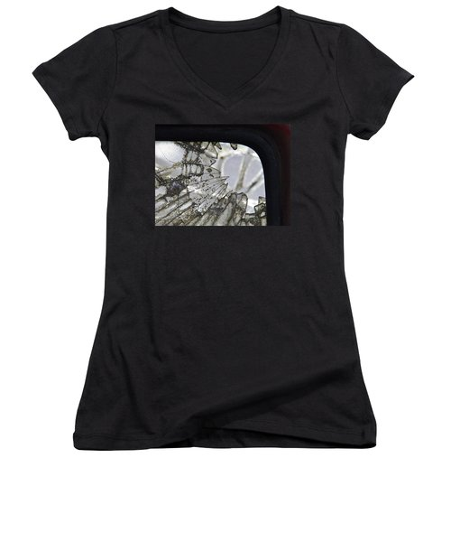 Old Wound Women's V-Neck T-Shirt